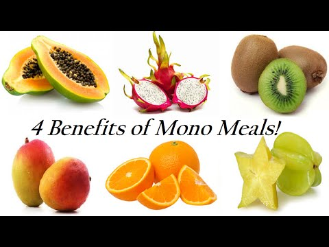 Video Mono Meals: 4 Main Points | Plant Based Lifestyle download in MP3, 3GP, MP4, WEBM, AVI, FLV January 2017