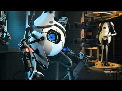 Portal 2 VGA 2010 Trailer
