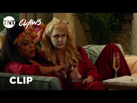 Claws: Sleepover - Season 2, Ep. 10 [CLIP] | TNT
