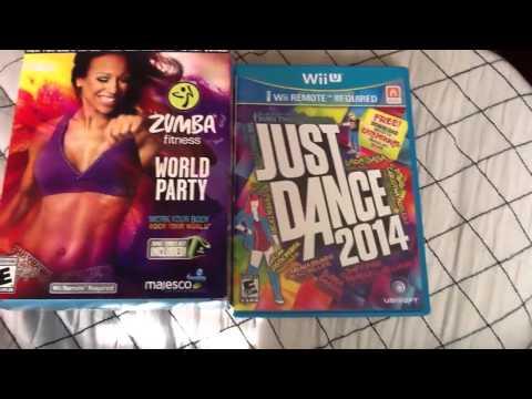 zumba fitness world party wii u