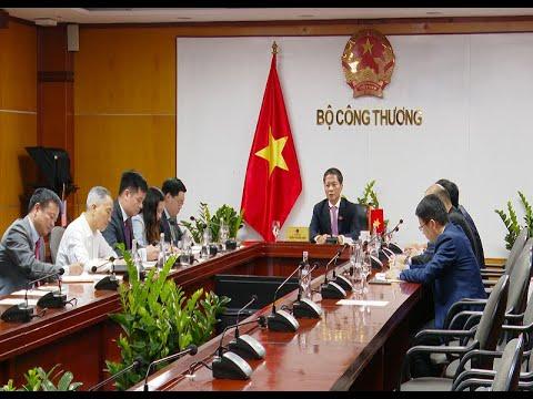 Việt Nam - Hoa Kỳ hướng tới mục tiêu trao đổi thương mại đạt 100 tỷ USD năm 2021