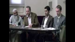 The Christology Symposium: Multiple Christian And Muslim Views On Jesus ( Q&a Session - 2 Of 2 )