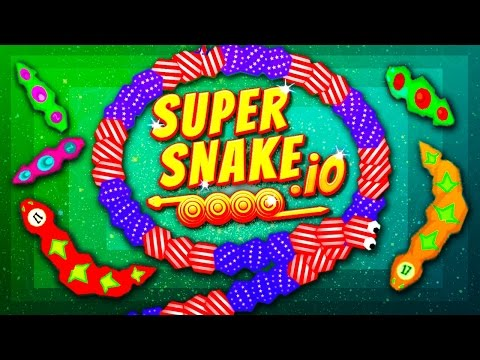 Full Video: SLITHER.IO ON STEROIDS - SUPER SNAKE.IO