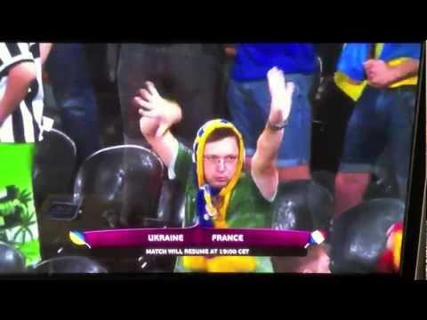 Adepto Ucraniano Dança LIKE A BOSS (Euro2012)