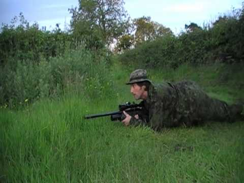 Air Rifle Hunting, Rabbit Hunt 19