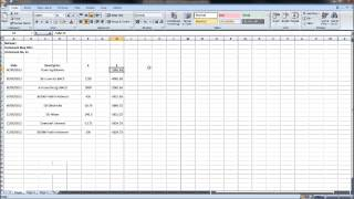 How to do a Bank Reconciliation on Sage