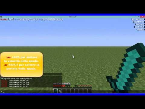 Minecraft hack come scaricare e settare morbid ita