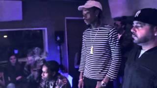 Wiz Khalifa & ASAP Rocky - Getting High