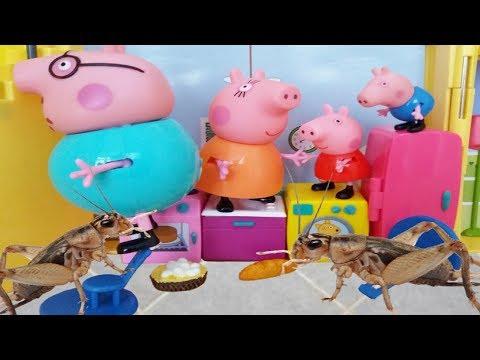 PEPPA PIG  VISITANTES INESPERADOS  Videos y Juguetes de Peppa Pig en español
