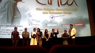 Nonton Liputan Premiere Ketika Tuhan Jatuh Cinta Part II @Film_KTJC Film Subtitle Indonesia Streaming Movie Download