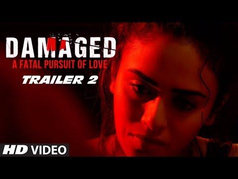 Damaged   Trailer   TV Show   Watch on Hungama Play App   Amruta Khanvilkar   Amit Sial