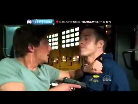 Last Resort 1x01 Series Premiere Promo
