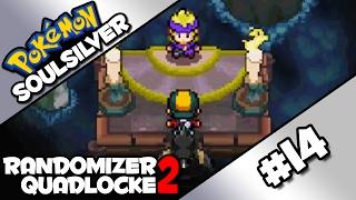 14   WRECKIN' MORTY   Pokémon SoulSilver Randomizer Quadlocke 2 by Ace Trainer Liam