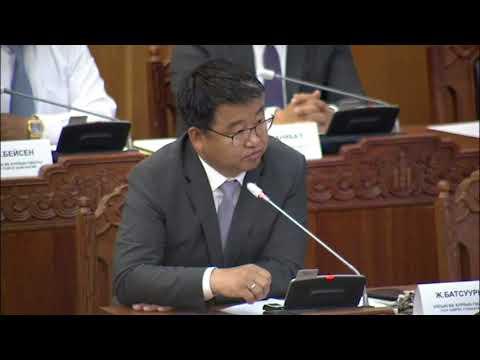 Ж.Батсуурь: Монгол улс далайд ШИНЭ гарц нээх хэрэгтэй байна