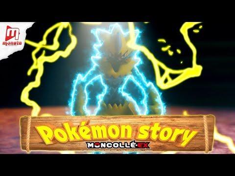 "Pokémon Moncollé Story ""Zeraora comes to Pokemon school!"" - Thời lượng: 2 phút, 2 giây."