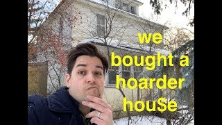 Video We bought a hoarder house! 100 years of stuff! what will we find??? MP3, 3GP, MP4, WEBM, AVI, FLV Januari 2019