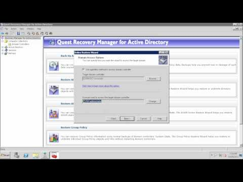how to rebuild dns in active directory