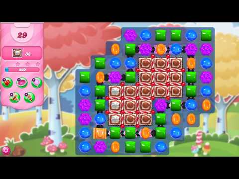 Candy Crush Saga Level 3440 No Boosters