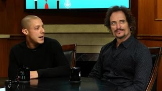 """""""I Couldn't Believe It!"""": 'Sons of Anarchy' Stars React To Final Script    Larry King Now Ora TV"""