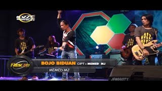 MEMED MJ - BOJO BIDUAN [ OFFICIAL MUSIC VIDEO ]