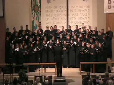 Set me as a Seal - Rene Clausen - The National Lutheran Choir