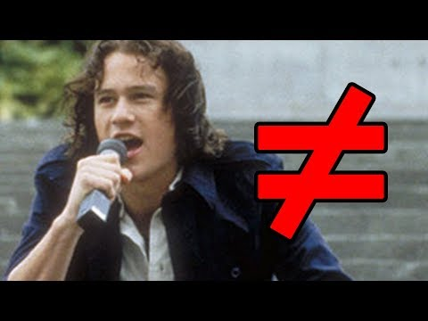 10 Things I Hate About You - What's the Difference?