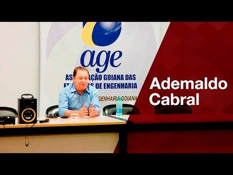 Ademaldo Cabral em
