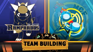 St. Louis Rampardos Team Building UCL S2 Week 11: VS Real Marill by aDrive