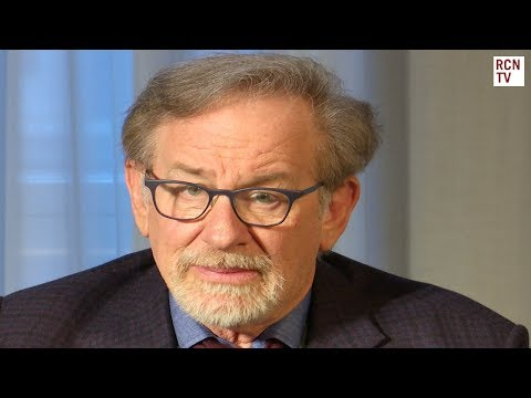 Steven Spielberg On The Post, Politics & Important Journalism