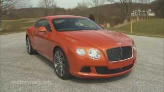 Road Test: 2013 Bentley Continental GT Speed