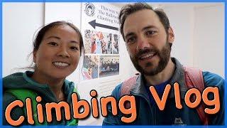 The Ballroom Climbing Vlog by The Climbing Nomads
