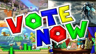 VOTE NOW for the best Nintendo games of 2015! [CLOSED]