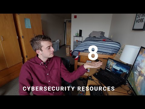 8 Online Cybersecurity Learning Resources
