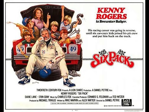 SIX PACK Movie Review (1982) Schlockmeisters #230