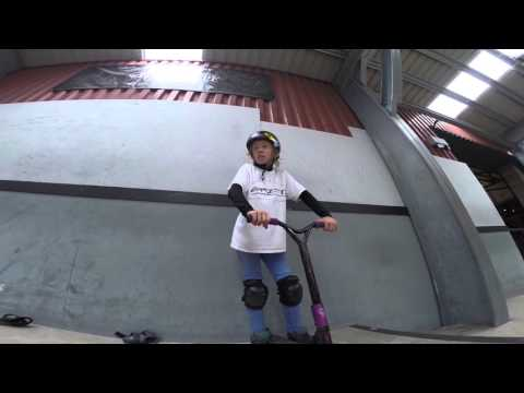 A DAY AT REVOLUTION SKATEPARK