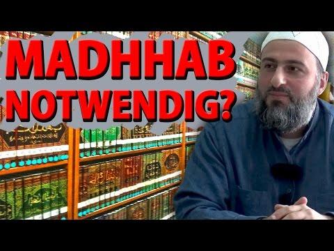 [Video] Die Notwendigkeit der Rechtsschulen (Madhâhib) – Muharrem Cakir