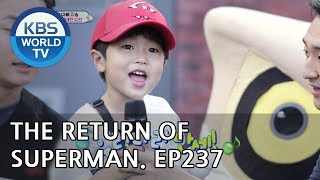The Return of Superman   슈퍼맨이 돌아왔다 - Ep.237: Today is Always a Special Day[ENG/IND/2018.08.12]
