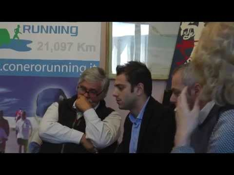 Preview video Presentazione Conero Running 2015