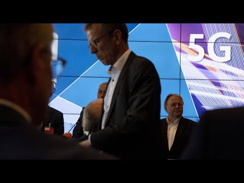 Mobilfunk: Bieter zahlen für 5G 6,5 Milliarden Euro