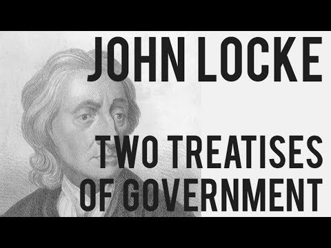 Two Treatises of Government - John Locke and Natural Rights