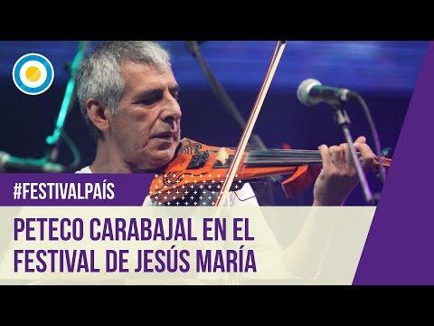 Festival de Jesús María 14-01-11 Peteco Carabajal