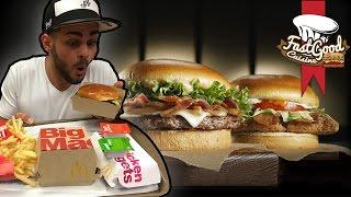 Video J'ai crée mon propre burger chez McDonald's ! MP3, 3GP, MP4, WEBM, AVI, FLV Oktober 2017