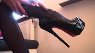 ANKLE PAIN AFTER WEARING VERY HIGH HEELS BY TAMIA