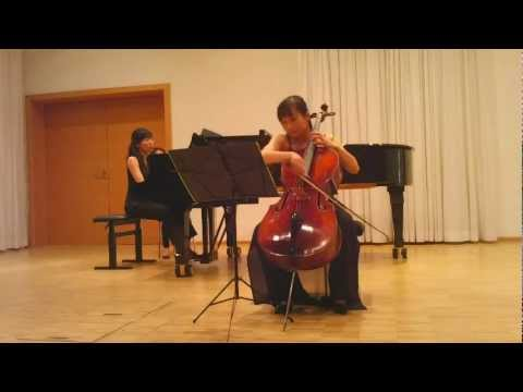 Sonata for Cello and Piano in G minor, Op. 65: IV. Finale. Allegro