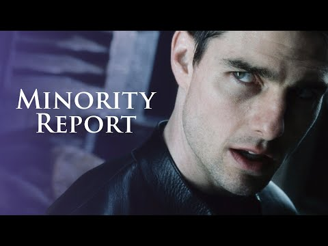 Minority Report — When the Story World Becomes The Villain