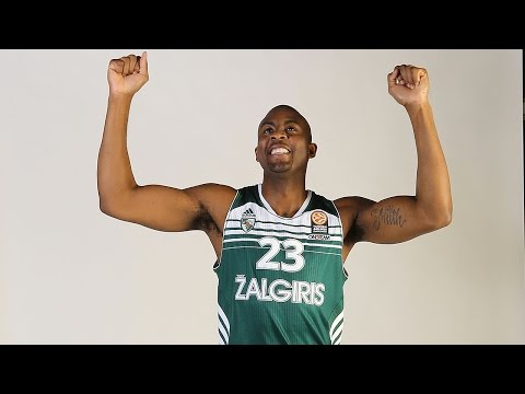 Play of the Night: James Anderson, Zalgiris Kaunas
