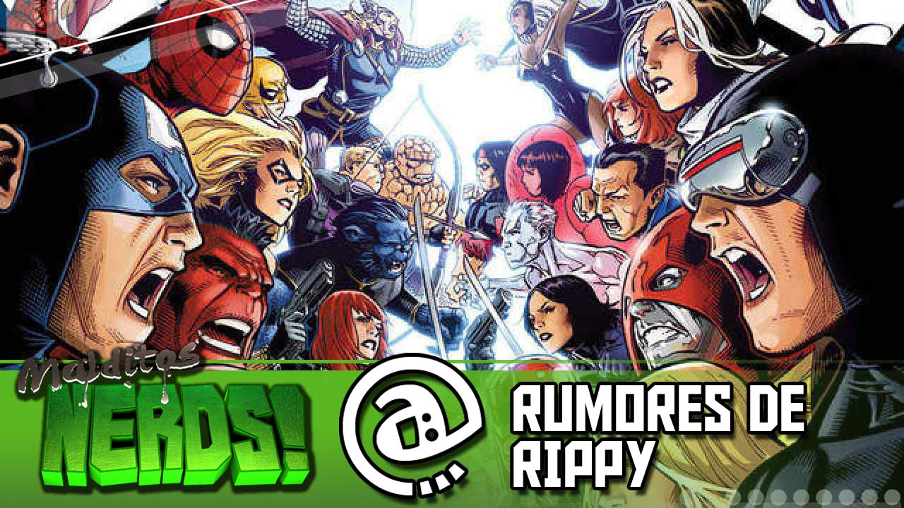 Malditos Nerds: Ronda de Rumores de Rippy
