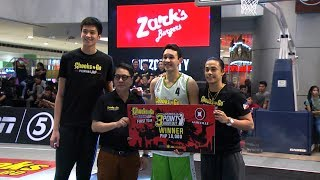 3-Point Shootout Contest | First Tour  | Chooks-to-Go Pilipinas 3x3