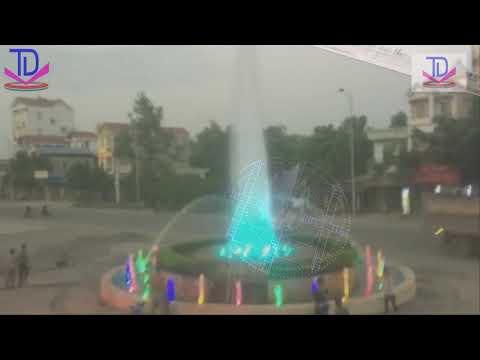 Tổng hợp các Công trình đài phun nước tiêu biểu tại công ty TDV Việt Nam