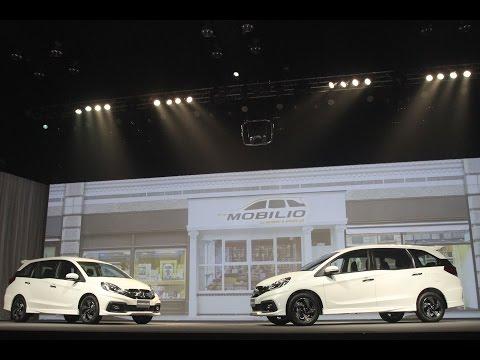 คลิปวิดีโองานเปิดตัว All-New Honda Mobilio ฮอนด้า โมบิลิโอ ใหม่ 12 กันยายน 2557